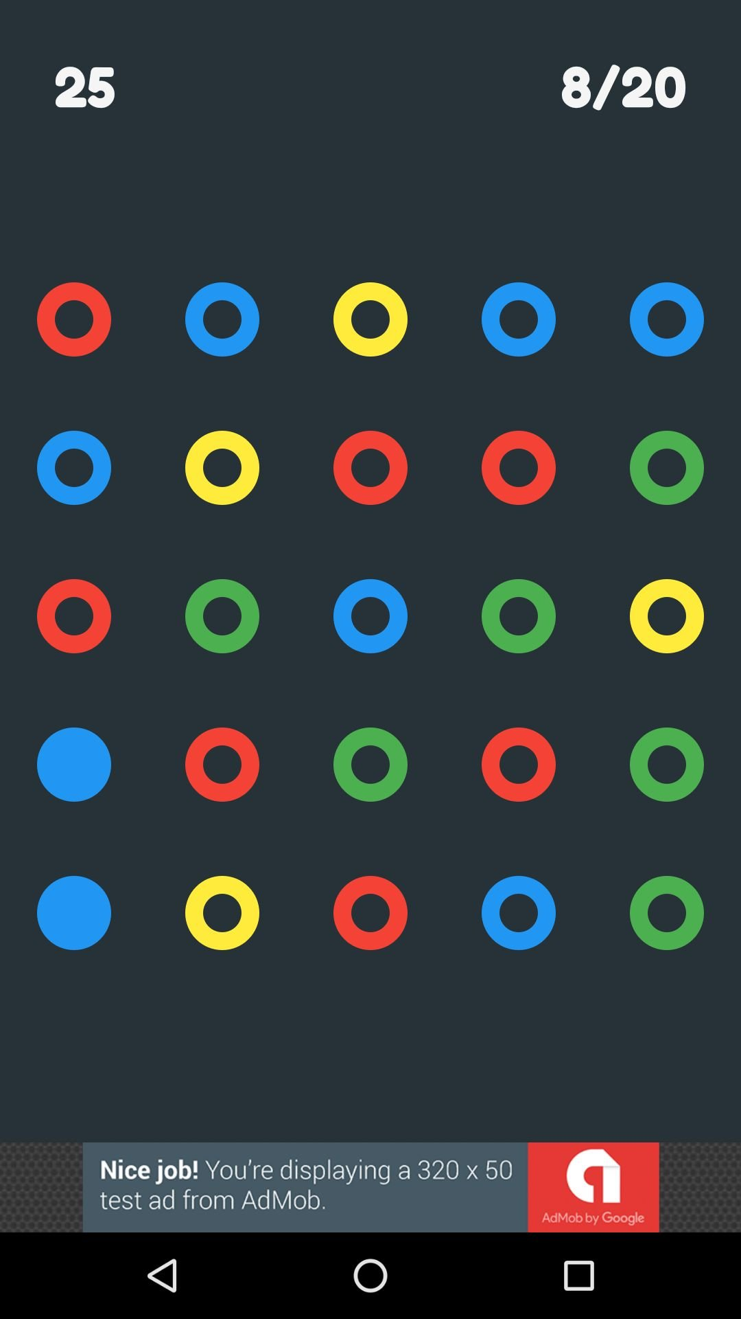 Circles Connect - Android Game Source Code Screenshot 7