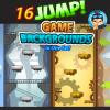 16 Jump Vertical Game Backgrounds Pack