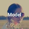 Model Profile Mobile - Mobile HTML Template
