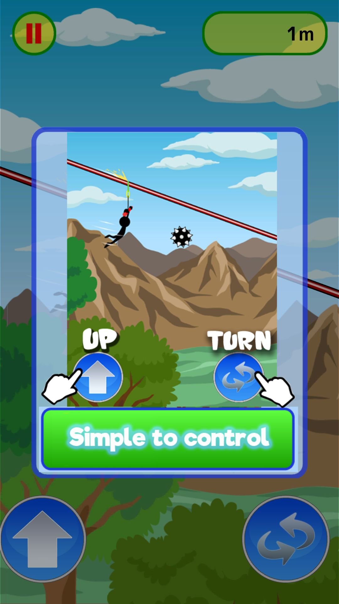 Stickman Jumping Unity Complete Project Screenshot 2