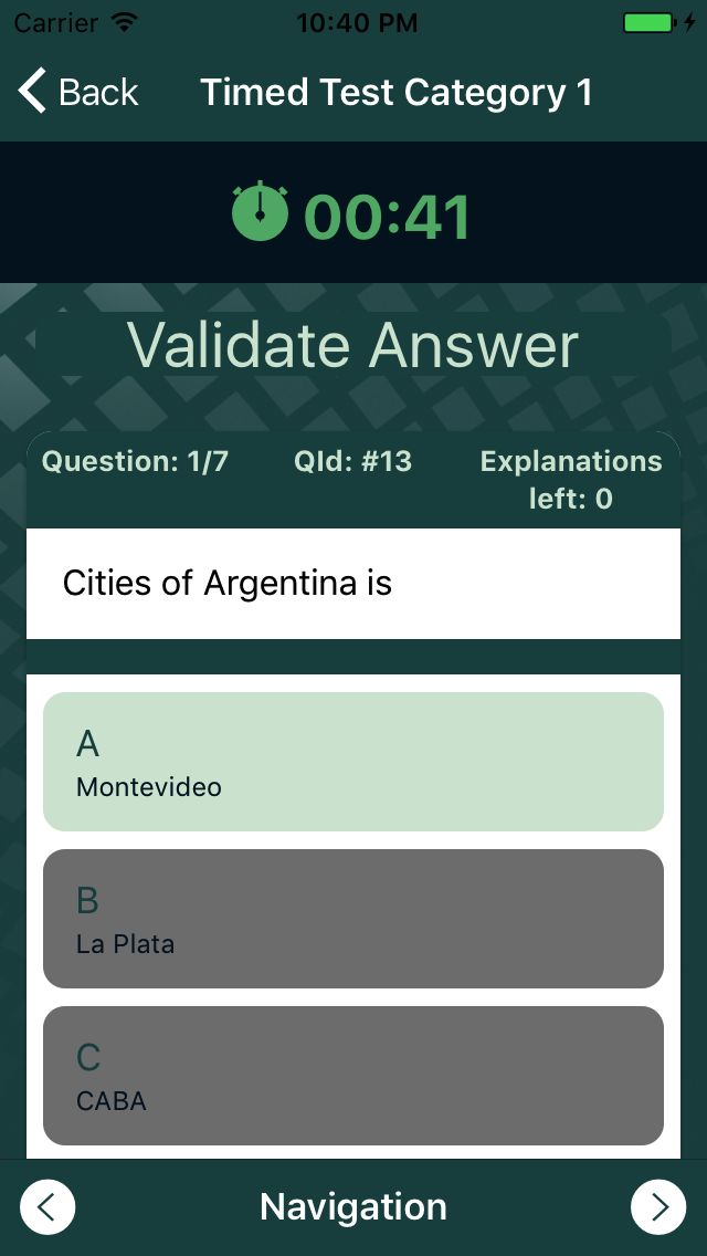 Quizionic 3 - Full Quiz App Template For Ionic 3 Screenshot 10