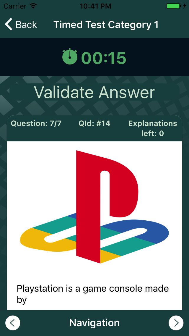 Quizionic 3 - Full Quiz App Template For Ionic 3 Screenshot 13