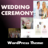 Wedding Ceremony - Wordpress Theme