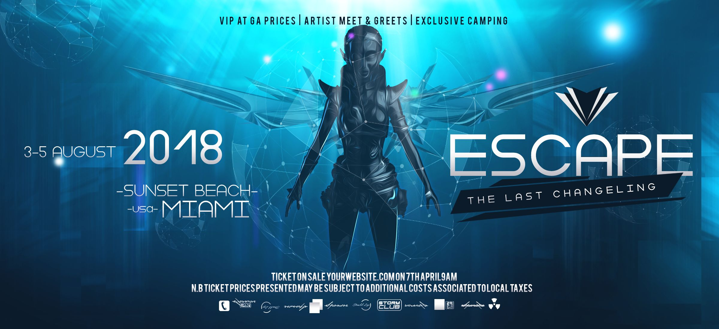 EDM Banner Template Screenshot 3