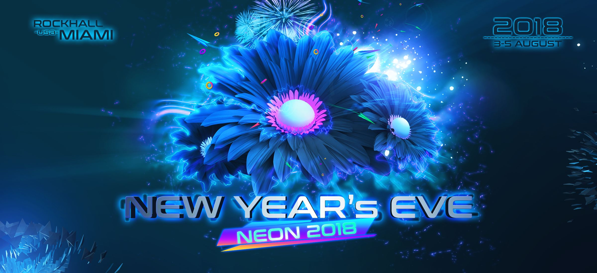 New Years Eve Web Banner Screenshot 3