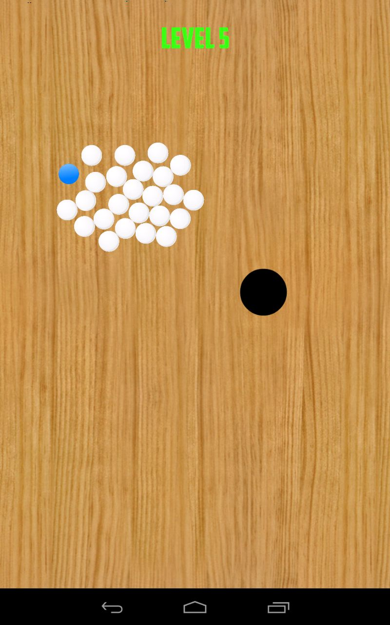 Rolling Balls Game Admob - Android Source Code Screenshot 2