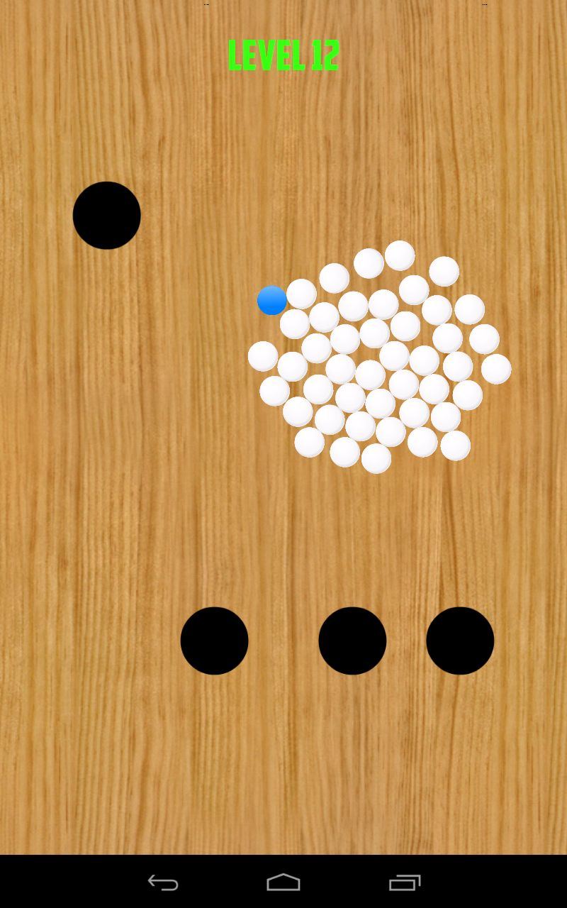 Rolling Balls Game Admob - Android Source Code Screenshot 5