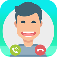 Call From SomeOne - Buildbox Template