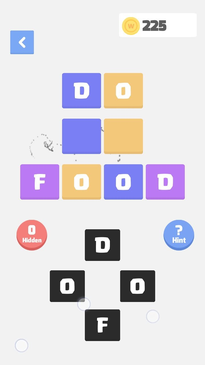 World Words - Unity Word Puzzle Game Screenshot 6