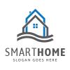 smart-home-logo-template