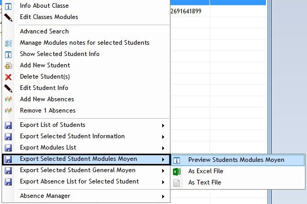 School System Manager Screenshot 31