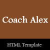 coach-alex-html-template