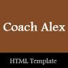 Coach Alex - HTML Template