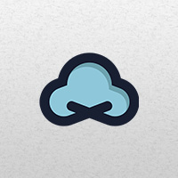 Line Cloud - Logo Template
