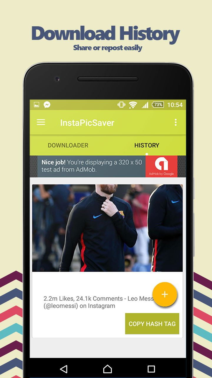 InstaDownloader - Instagram Downloader Screenshot 4