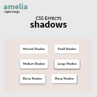 CSS Shadow Effects