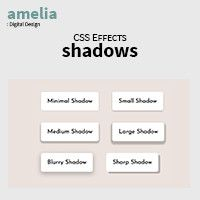 CSS Shadow Effects Screenshot 4