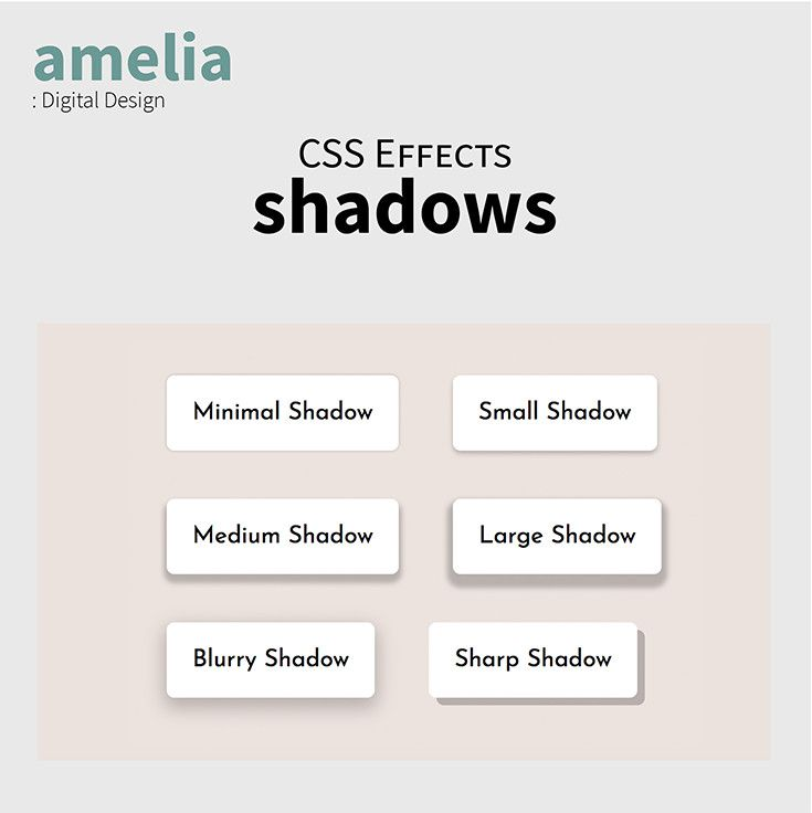 CSS Shadow Effects Screenshot 7