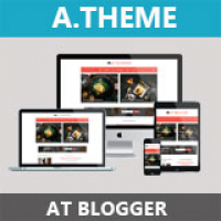 AT Blogger – Responsive Joomla Blog Template