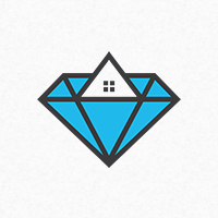 Diamond Properties - Logo Template