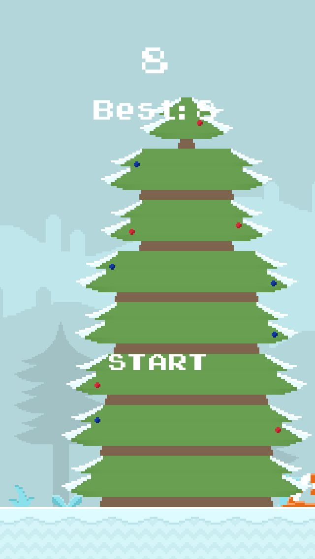 Christmas Tree Tower for Corona SDK Screenshot 3