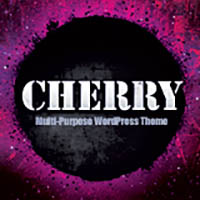 Cherry - Multi Purpose WordPress Theme