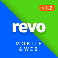 Revo - Ionic Web UI Kit