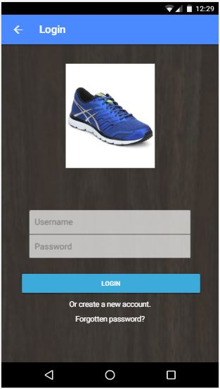 Clothy Ionic 3 Ecommerce App With PHP backend Screenshot 10