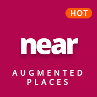 Near - Augmented Reality Locations Ionic App