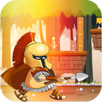 Spartans World - Android Game Source Code