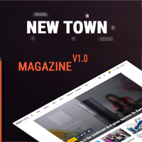 NewTown - Multipurpose Magazine WordPress Theme