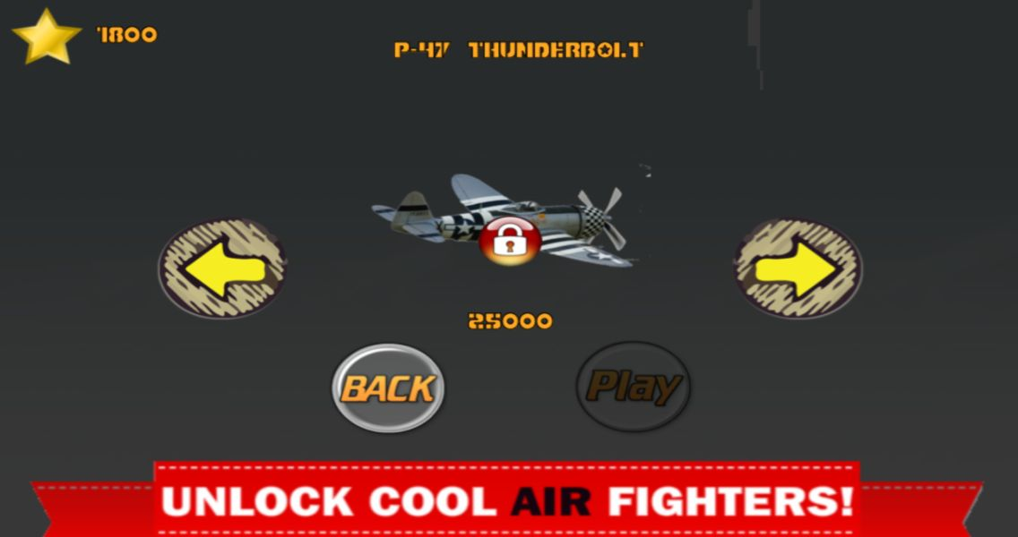 Air Fighters - iOS Game Source Code Screenshot 5