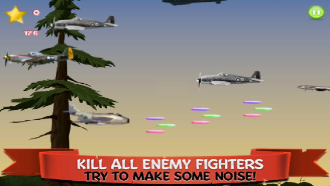 Air Fighters 2 - Android Game Source Code Screenshot 2