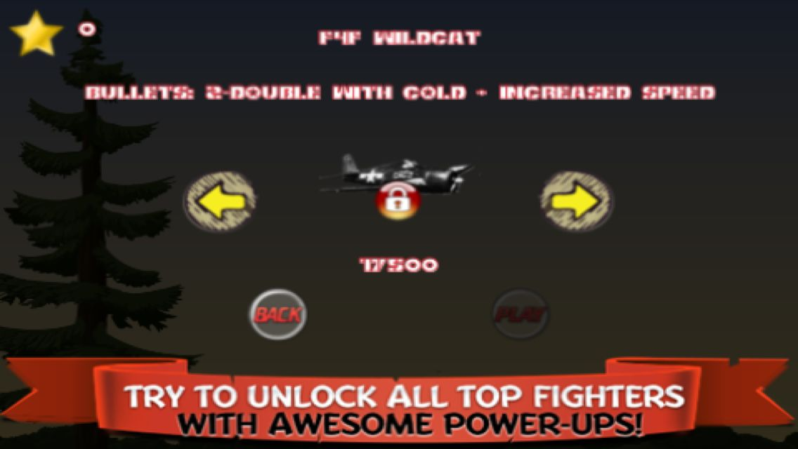 Air Fighters 2 - Android Game Source Code Screenshot 4