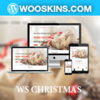 WS Christmas - Christmas WooCommerce Theme