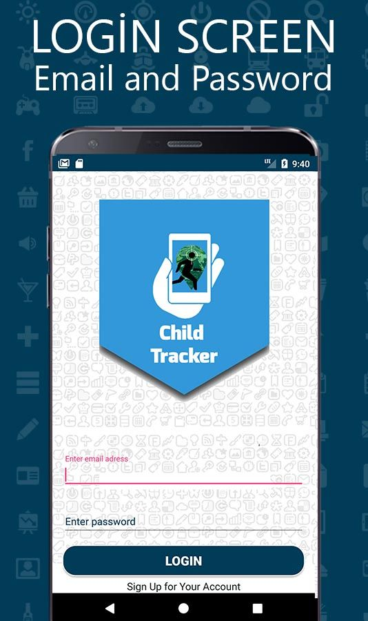 Child Location GPS Tracker - Android Template Screenshot 5