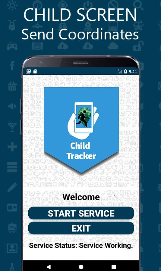 Child Location GPS Tracker - Android Template Screenshot 7