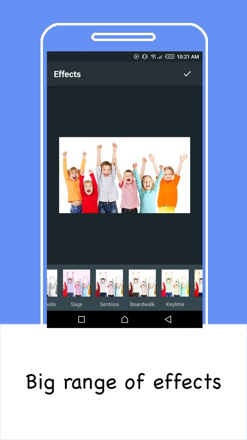 Pixol Powerful Photo Editor App For Android Screenshot 3