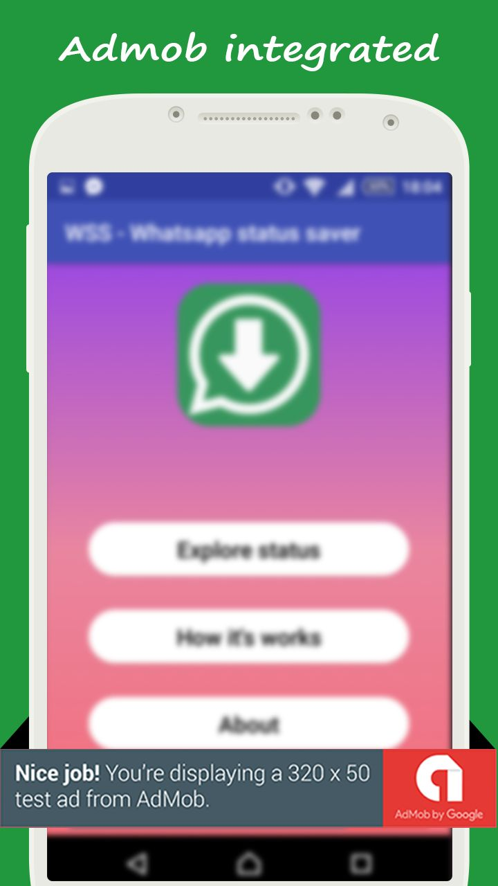 Whatsapp Status Saver - Android App Source Code Screenshot 3