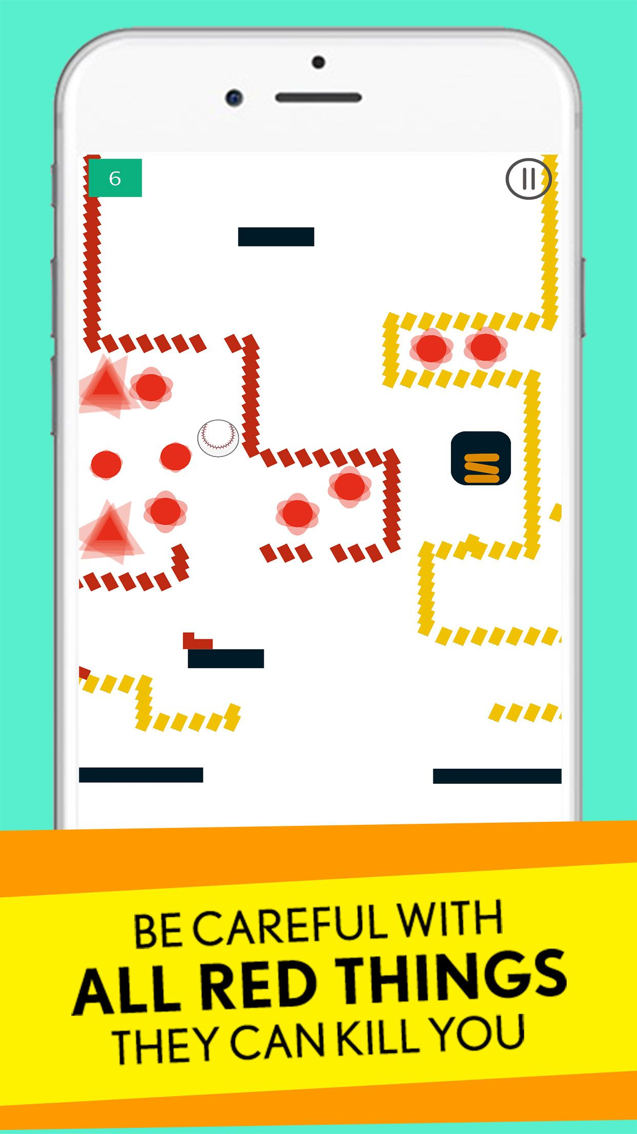 Ball Jump - Buildbox Game Template Screenshot 3