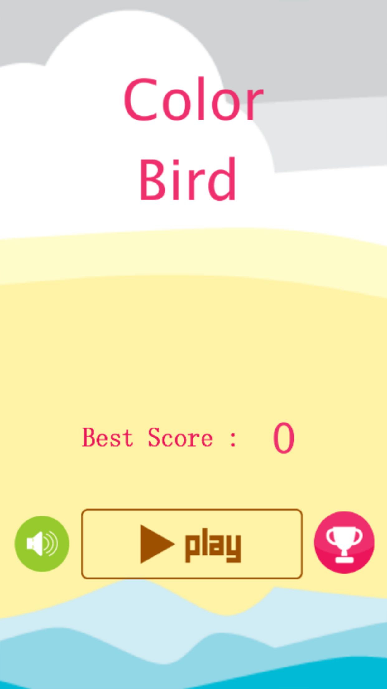 Color Bird - Buildbox Game Template Screenshot 3