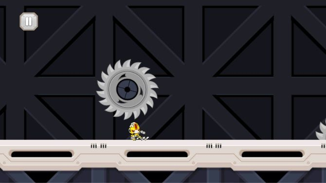 Robot Run Experiment - Unity Source Code Screenshot 5