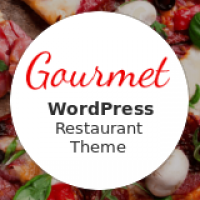 Gourmet - WordPress Restaurant Theme