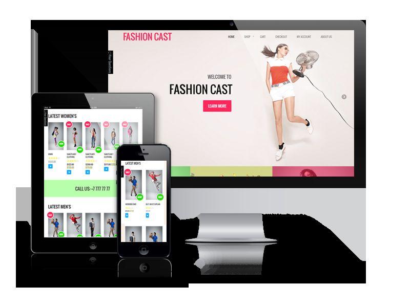 Fashion Cast Woocommerce Wordpress Theme Codester