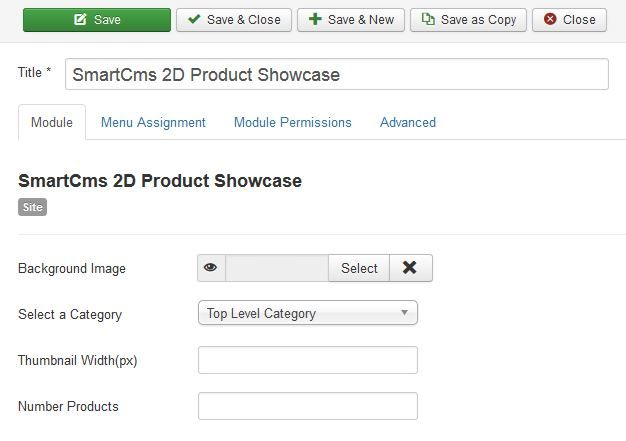 Virtuemart 2D Product Showcase And Quick View Screenshot 2