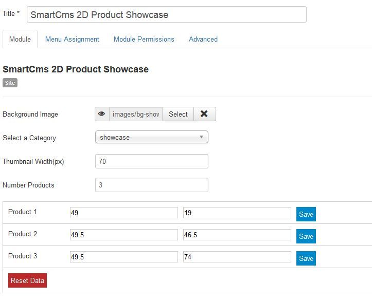 Virtuemart 2D Product Showcase And Quick View Screenshot 4