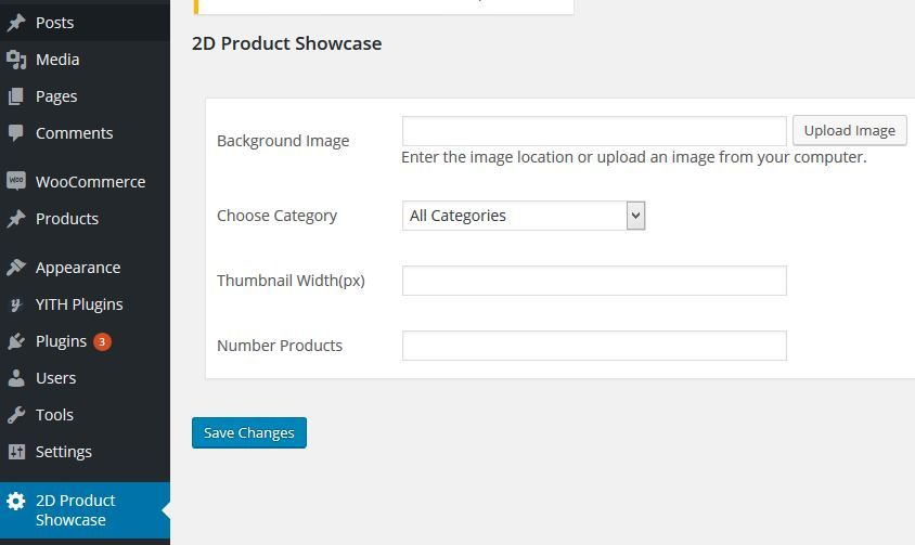 WooCommerce 2D Product Showcase And Quick View Screenshot 2