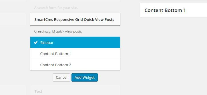 Responsive Grid Quick View Posts for WordPress Screenshot 5