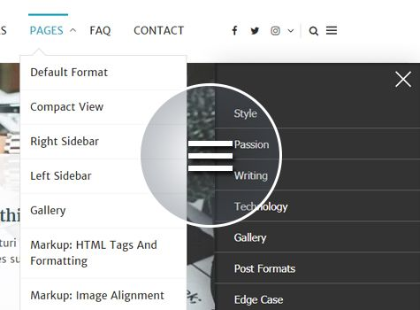 Reef Plus - WordPress Theme Screenshot 5