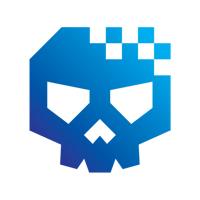Digital Skull Logo